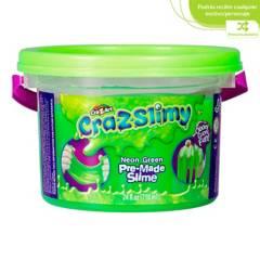 Crazy Art - Slime Neón Balde 24 Oz