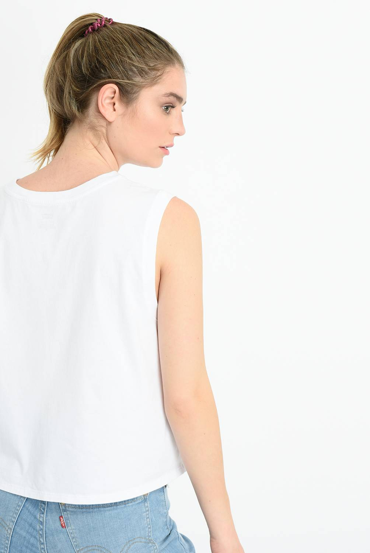 Levis - Camiseta Mujer Manga Corta Levis