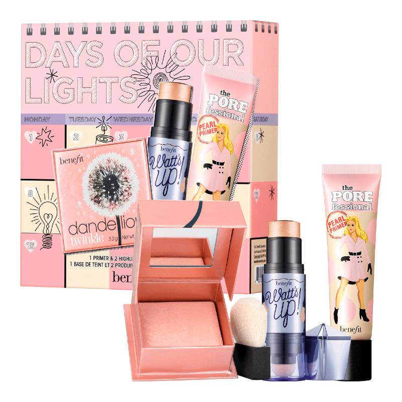Benefit - Kit de Maquillaje Days Of Our Lights