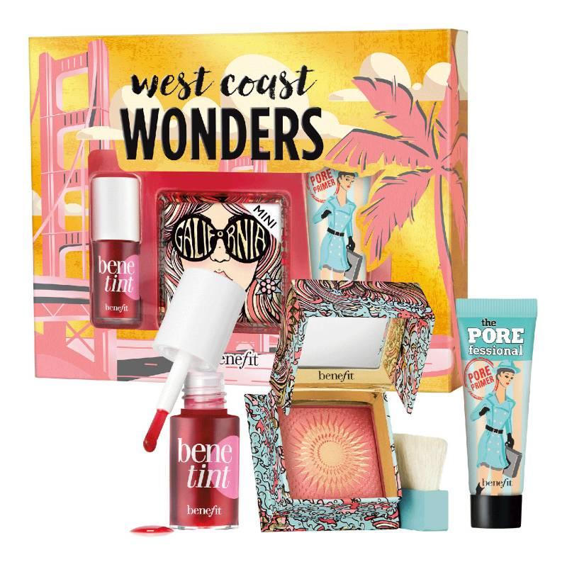 Benefit - Kit de Maquillaje West Coast Wonders