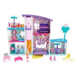 Polly Pocket - Mega Casa de Sorpresas