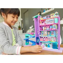 Polly Pocket - Mega Centro Comercial