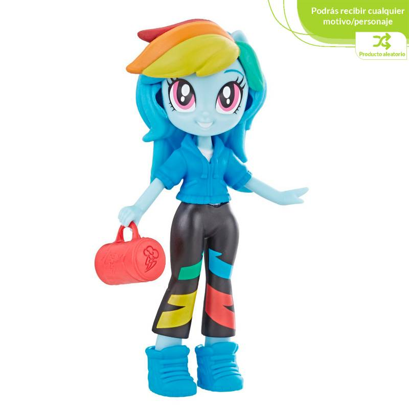 My Little Pony - Equestria Girls Mini Individual Surtida