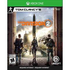 Ubisoft - Juego Xbox One The Division 2
