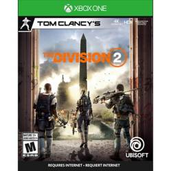 Juego Xbox One The Division 2