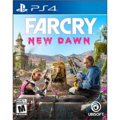 Ubisoft - Juego PS4 Far Cry New Dawn