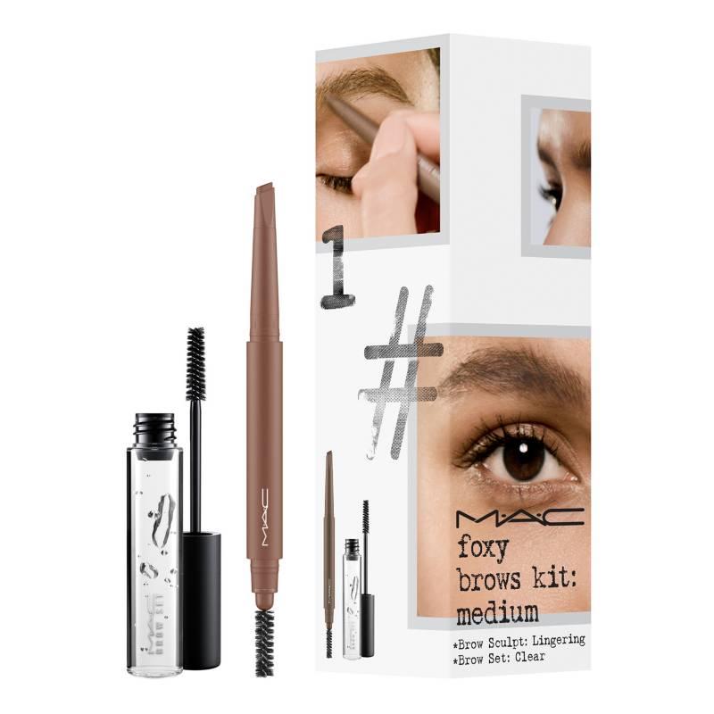 MAC Cosmetics - Kit de Cejas Foxy Brows 5 g