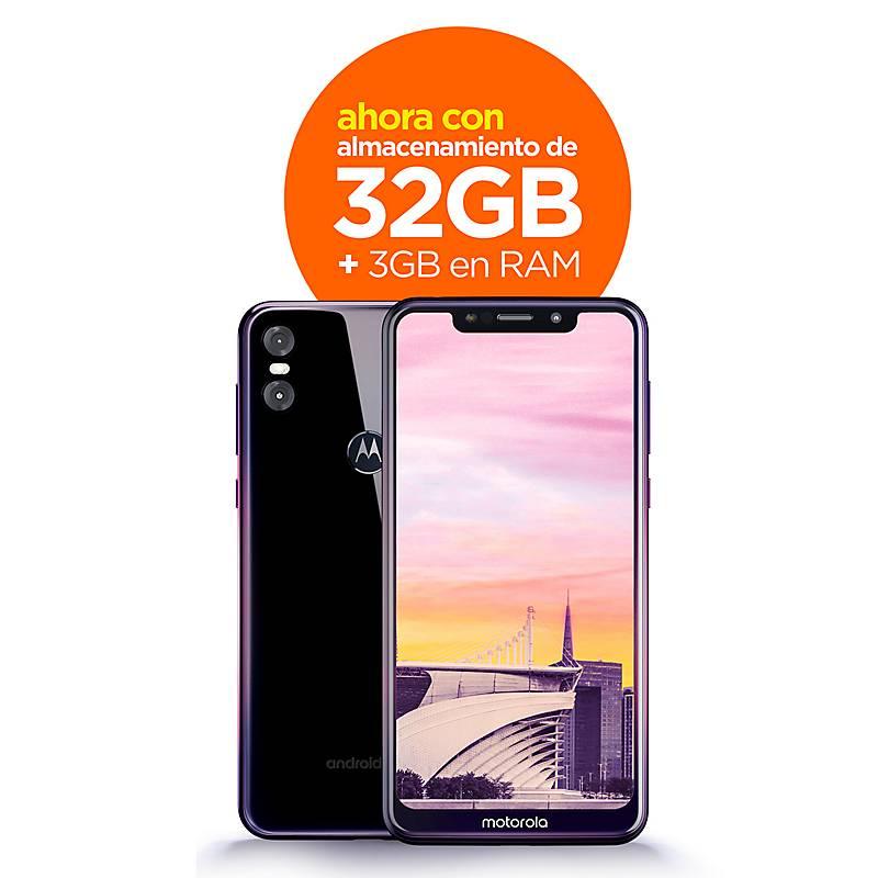 646b1dddd3d Motorola One 32GB - Falabella.com