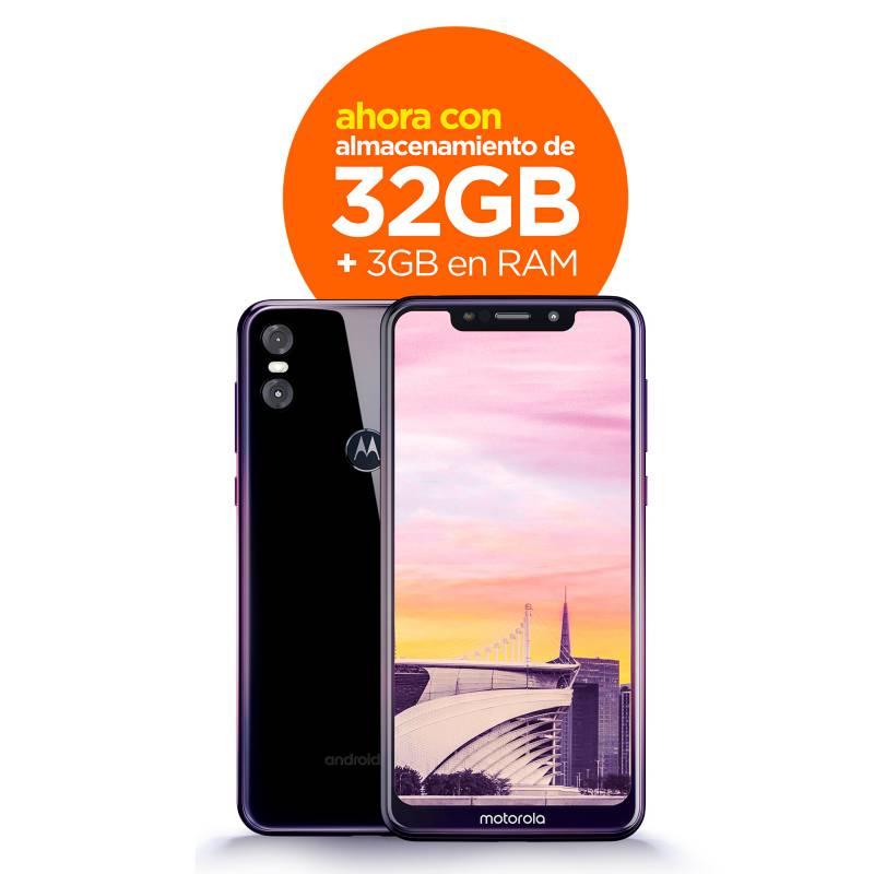 Motorola - Celular Motorola One 32GB