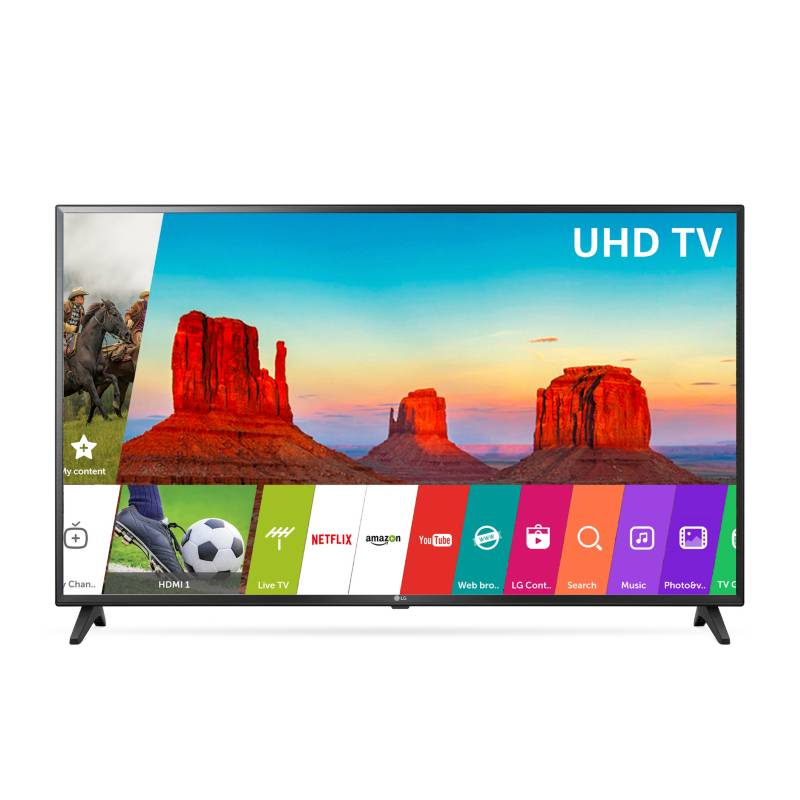 LG - Televisor LG 60 pulgadas LED 4K Ultra HD Smart TV