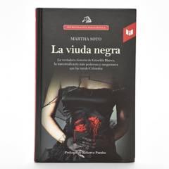 Círculo de Lectores - La Viuda Negra - Martha Elvira Soto Franco