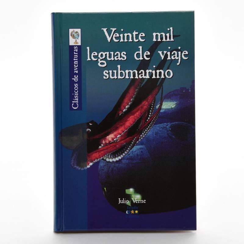 Círculo de lectores - Veinte Mil Leguas De Viaje Submarino