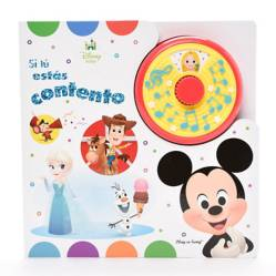 Círculo de lectores - Si Tú Estás Contento  Disney Baby