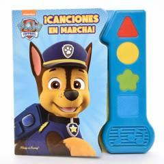 Círculo de lectores - Paw-Patrol Canciones En Marcha - Babys
