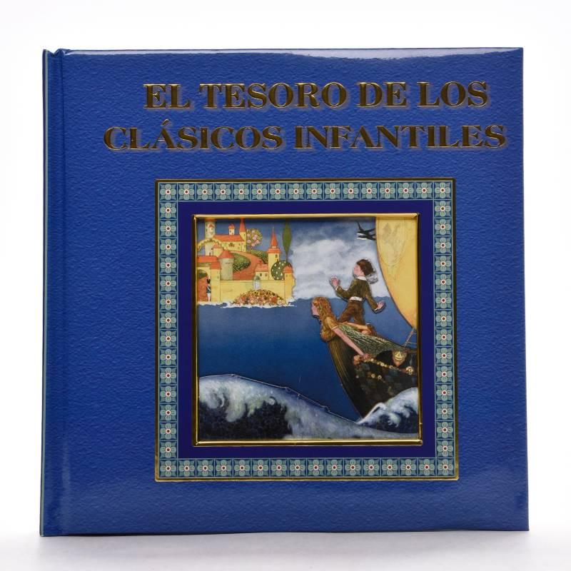Círculo de lectores - El Tesoro De Los Clásicos Infantiles (Ed.201)