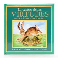Círculo de lectores - El Tesoro De Las Virtudes - Valor - Amor -Honestidad