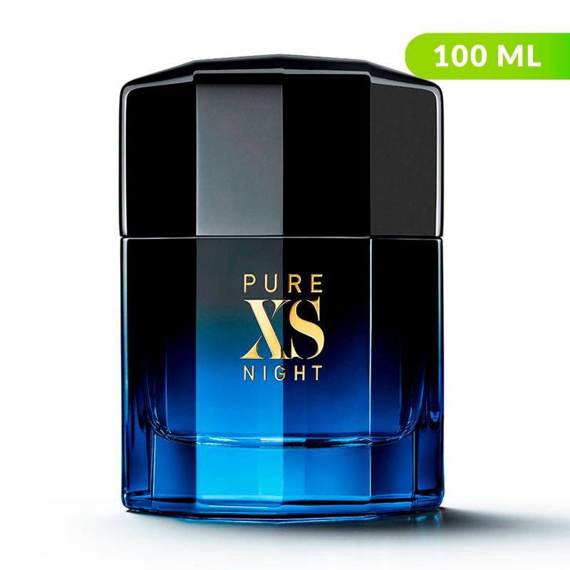 Paco Rabanne - Perfume Paco Rabanne Pure Xs Night Hombre 100 ml EDP