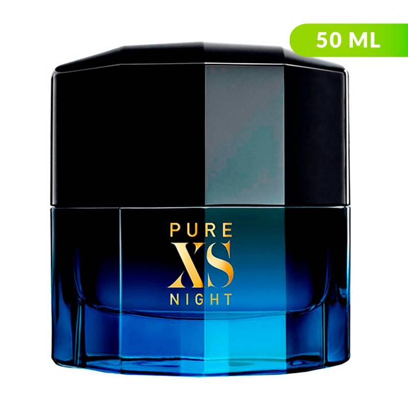 Paco Rabanne - Perfume Paco Rabanne Pure XS Night Hombre 50 ml EDP