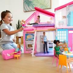 Barbie - Barbie Casa Malibú