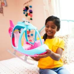 Barbie Explora y Descubre Helicóptero