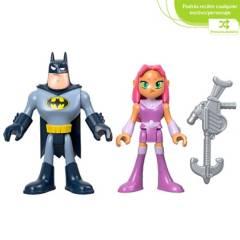 Imaginext - Imaginext Teen Titans Figuras Básicas