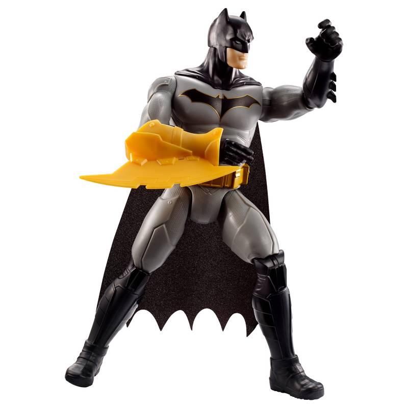 Dc Comics - DC Comics Batman Missions Fig 12 Pulgadas Lanzadiscos