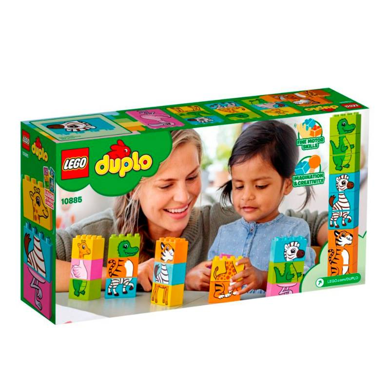 Lego - Lego Duplo - Rompecabezas Divertido