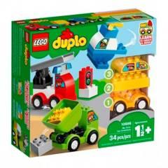 Lego - Lego Duplo - Mis Primeros Vehiculos