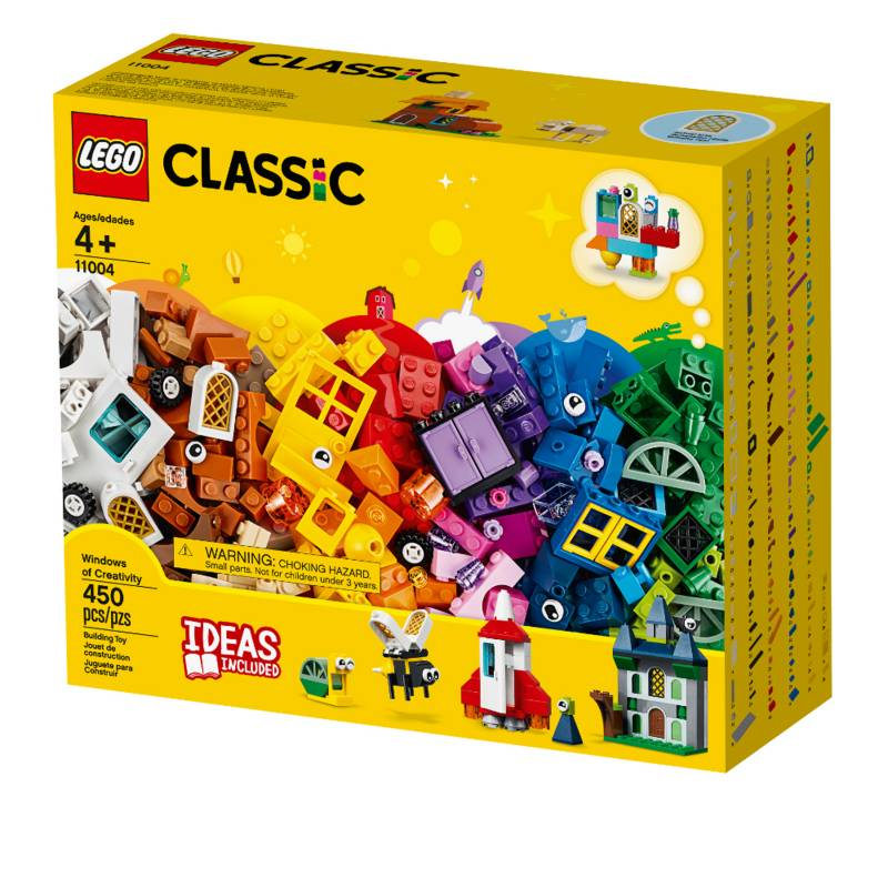 Lego - Lego Classic - Set Básico 3