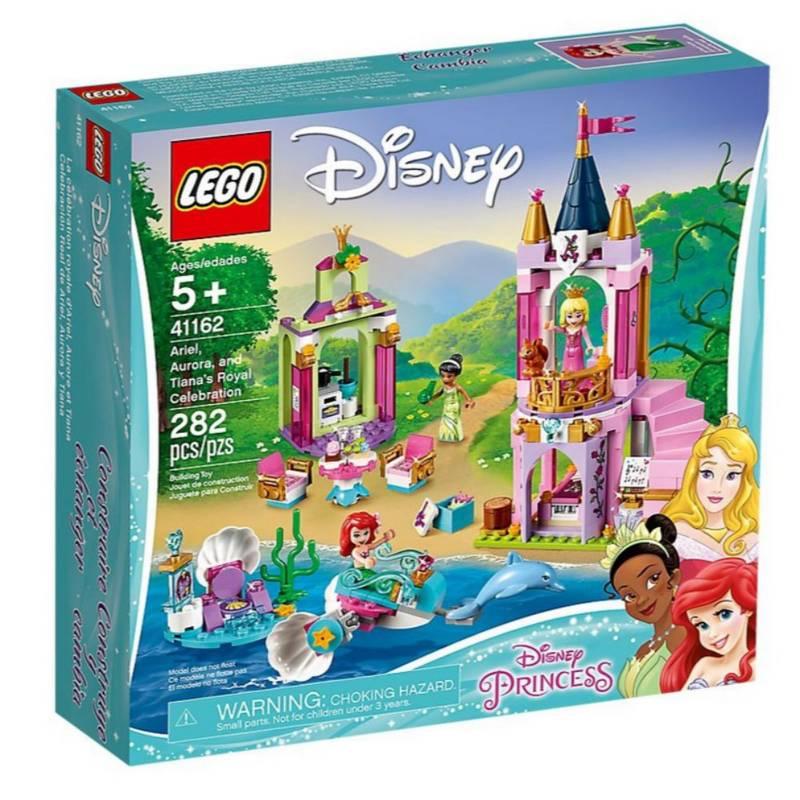 Lego - Lego Disney - Ariel, Aurora y Tiana Celebran