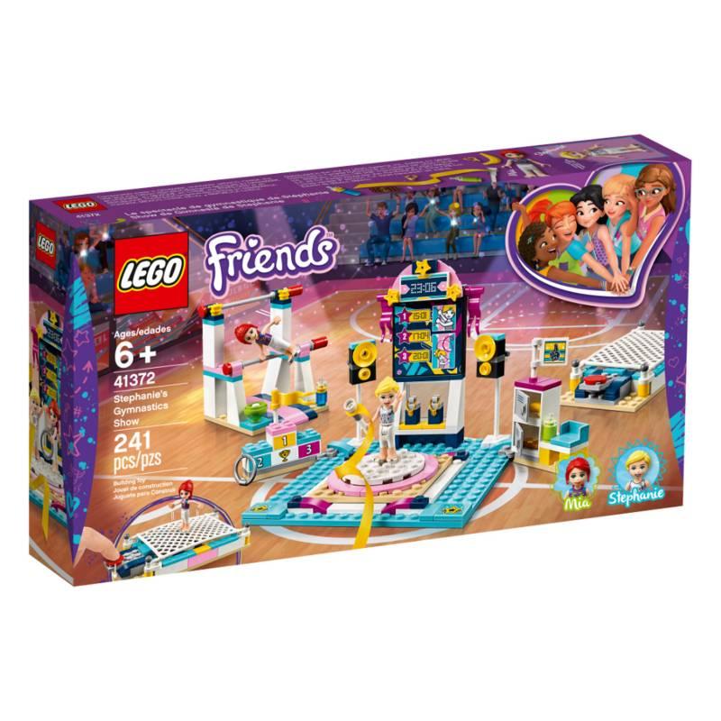 Lego - Lego Friends - Stephanie Gimnasta
