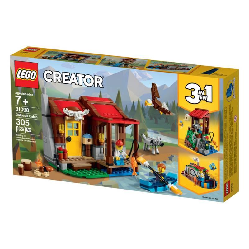 Lego - Lego Creator - Cabaña Campestre