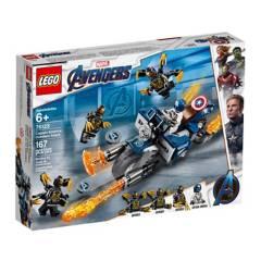 Lego - Lego Marvel - Avengers Vehículo del Capitán América