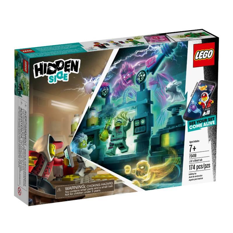 Lego - Lego Hidden Side - Laboratorio de Fantasmas