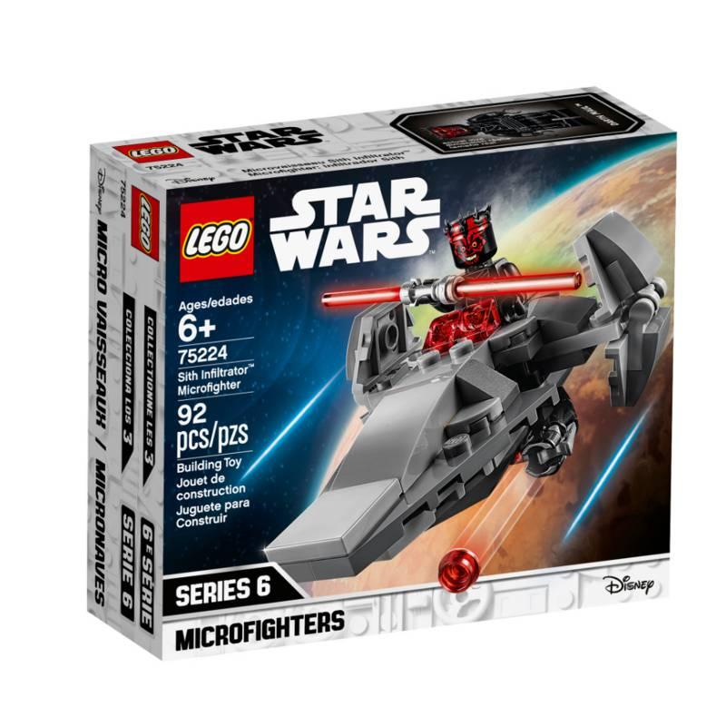 Lego - Lego Star Wars - Microfighter Infiltrador Sith