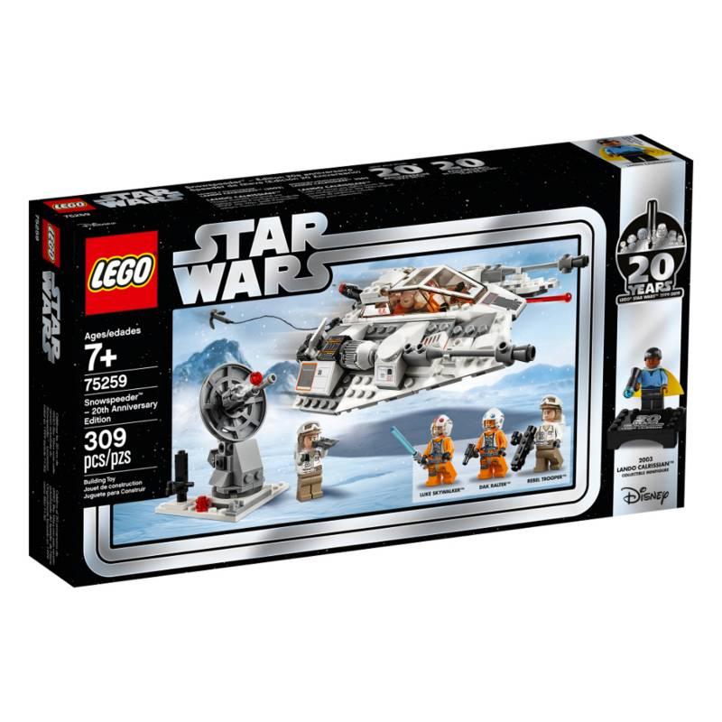 Lego - Lego Star Wars - 20 Años: Speeder de Nieve