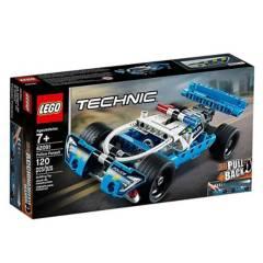 Lego - Lego Technic - Cazador Policiaco