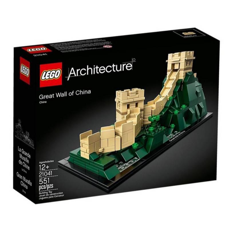 Lego - Lego Architecture -La Gran Muralla China