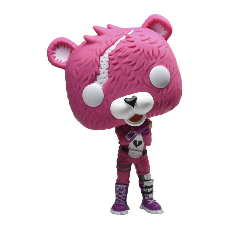 Funko - Figura Cuddle Team Leader Fortnite