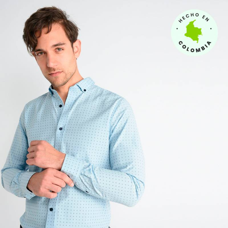 Newboat - Camisa Regular