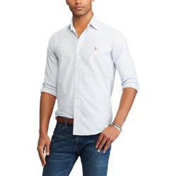 Polo Ralph Lauren - Camisa Casual Hombre Manga Larga Polo Ralph Lauren