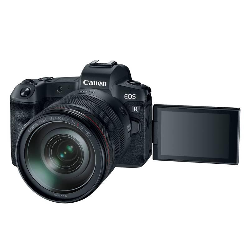 Canon - Cámara profesionalEOS R + Lente 24-105MM USM 30MP