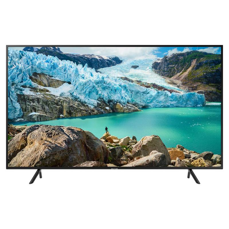 Samsung - Televisor Samsung 58 Pulgadas 4K UHD Smart Tv UN58RU7100