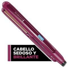 Remington - Plancha de pelo Remington Triple Infusion
