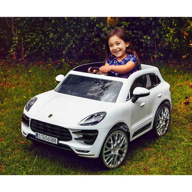Prinsel - Auto Porsche Macan White