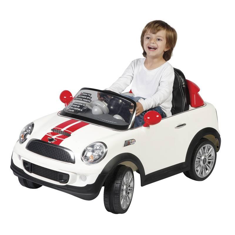 Prinsel - Minicooper White