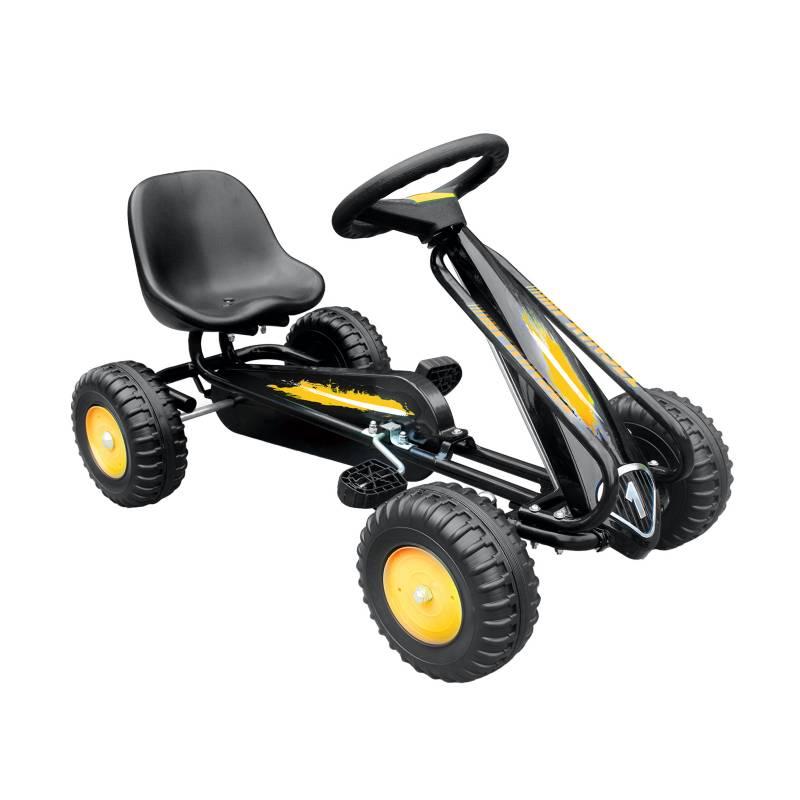 Prinsel - Go Kart Le Mans Yellow