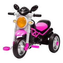 Prinsel - Triciclo Moto Trike Rosado