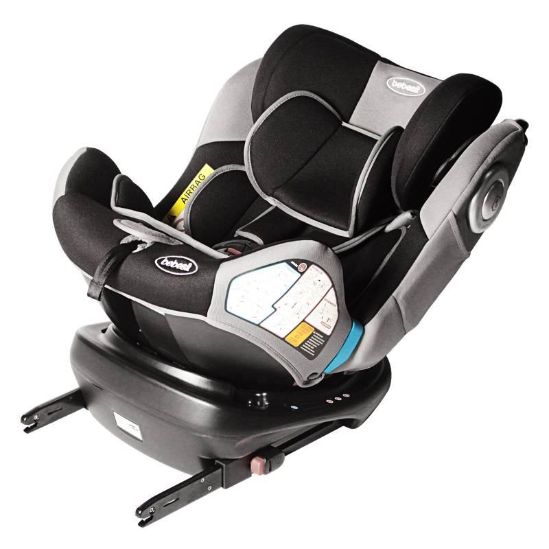 Bebesit - Silla de Auto Gira 360 con Isofix