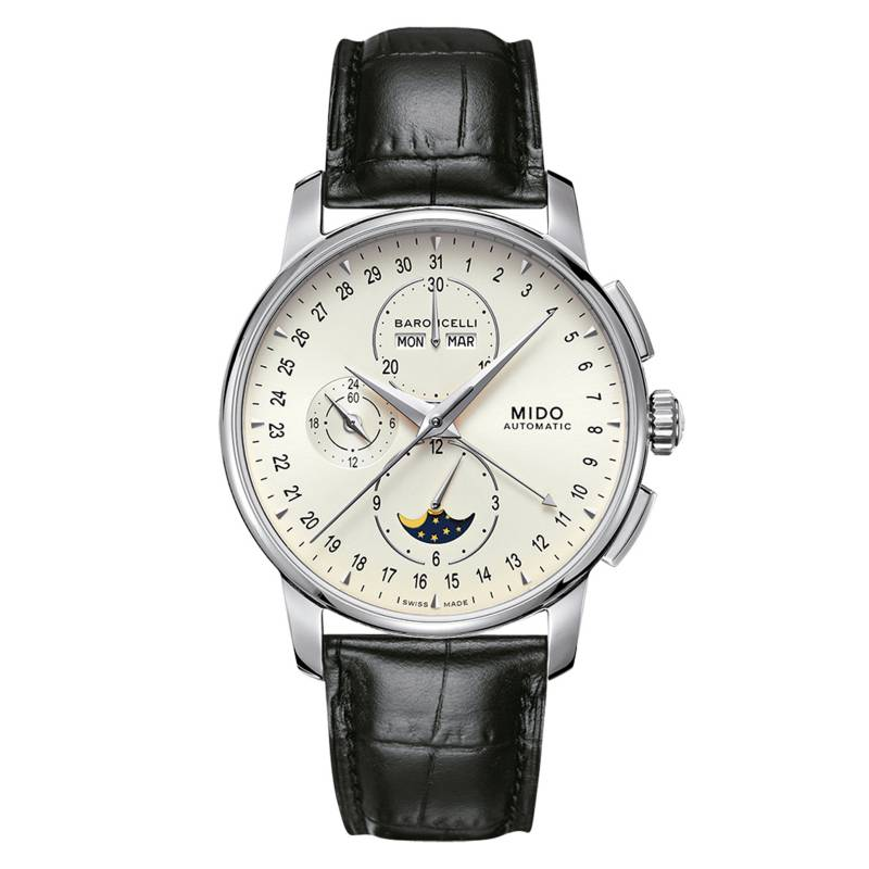 Mido - Reloj Hombre Mido Baroncelli M8607.4.M1.42